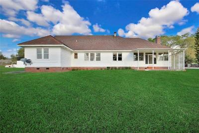 Lake Alfred Single Family Home For Sale: 295 W Park Lane