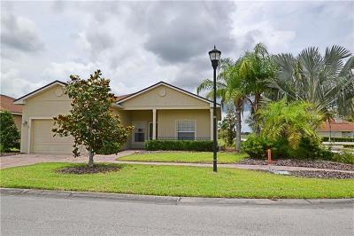 Clermont, Davenport, Haines City, Winter Haven, Kissimmee, Poinciana Single Family Home For Sale: 2319 Salzburg Loop