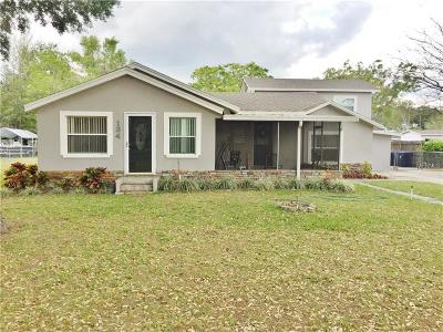 Auburndale Single Family Home For Sale: 134 Hawthorne Road
