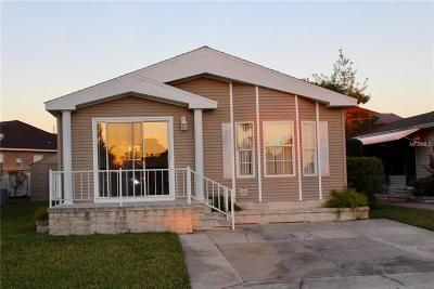 Winter Haven FL Single Family Home For Sale: $115,000