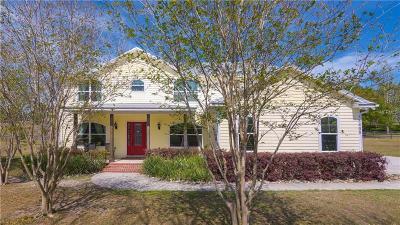 Montverde Single Family Home For Sale: 15409 Arabian Way