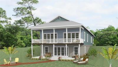 Auburndale Single Family Home For Sale: 0 Lake Ariana Boulevard