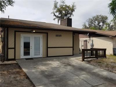 Winter Haven Single Family Home For Sale: 3235 Timberline Road