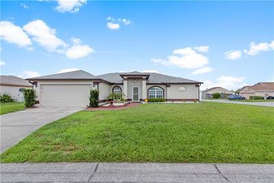 Lakeland Single Family Home For Sale: 6352 Prominence Point Drive
