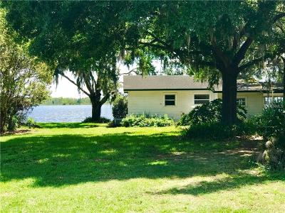 Polk City Single Family Home For Sale: 811 Lake Agnes Drive