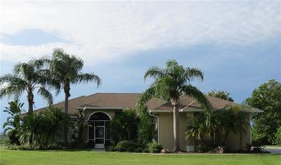 Winter Haven Single Family Home For Sale: 2507 Country Club Road N