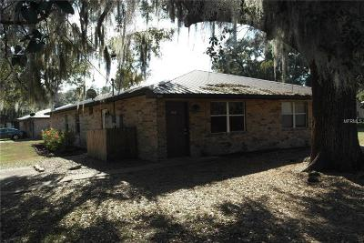 Bartow Multi Family Home For Sale: 459 N Searcy Avenue