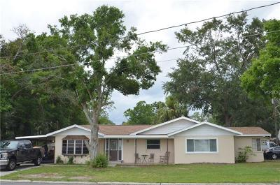 Lakeland Single Family Home For Sale: 1852 W Lake Parker Drive