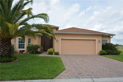 Winter Haven Single Family Home For Sale: 4300 Dunmore Drive
