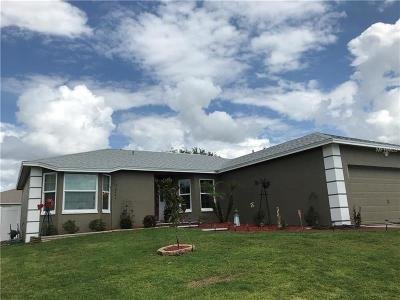 Bartow Single Family Home For Sale: 1420 Meadows Pond Drive