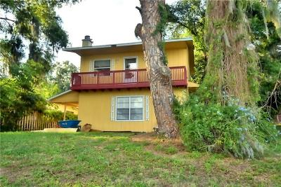 Winter Haven Single Family Home For Sale: 2010 Spirit Lake Road