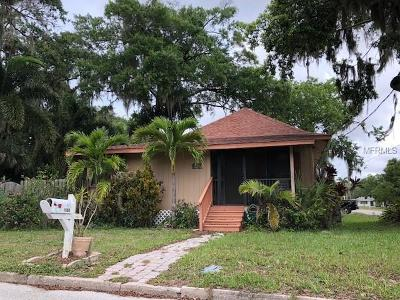 Palmetto Single Family Home For Sale: 1500 5th Street W