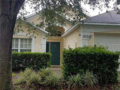 davenport Single Family Home For Sale: 812 Durango Loop