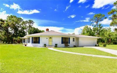 Auburndale Single Family Home For Sale: 1908 Foxhollow Drive E