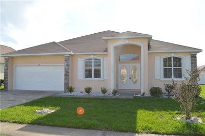Winter Haven Single Family Home For Sale: 717 Terranova Avenue