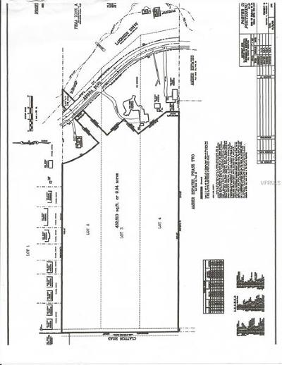 Auburndale Residential Lots & Land For Sale: Lake Ariana Boulevard