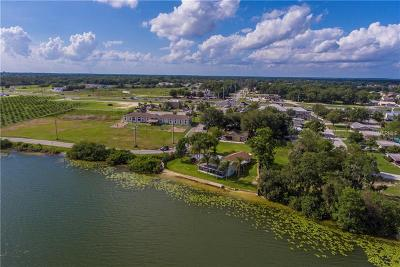 Winter Haven Single Family Home For Sale: 107 W Lake Ruby Drive