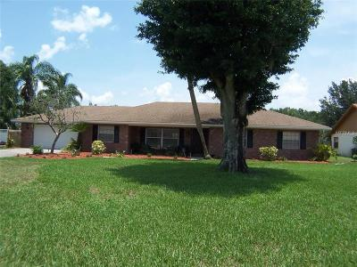 Winter Haven Single Family Home For Sale: 1104 Cypress Point W