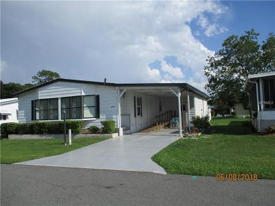 Winter Haven Mobile/Manufactured For Sale: 6484 Peppertree Path NE