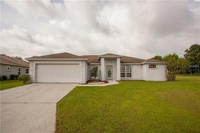 Lakeland Single Family Home For Sale: 3365 Sanoma Dr