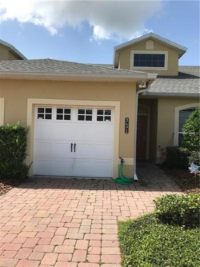 Winter Haven Townhouse For Sale: 2691 Rutledge Court
