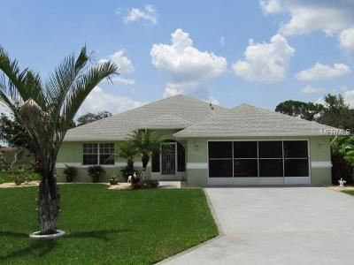 Highlands County Single Family Home For Sale: 3407 Sunrise Drive