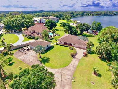 Winter Haven Single Family Home For Sale: 229 W Lake Summit Drive