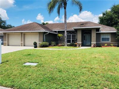 Lakeland Single Family Home For Sale: 8240 Short Way