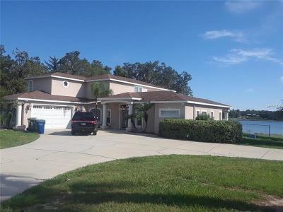 Winter Haven Single Family Home For Sale: 1260 NE Lucerne Loop Road NE