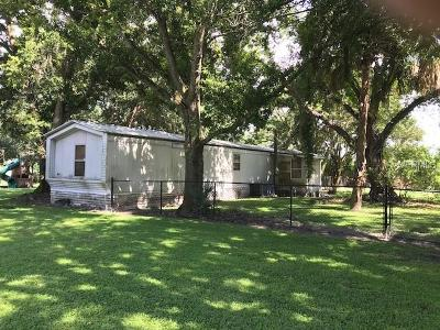 Lakeland Mobile/Manufactured For Sale: 3507 Flat Road