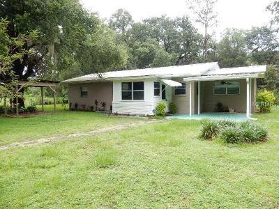 Auburndale Single Family Home For Sale: 585 Honeyfarm Lane