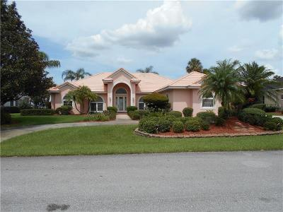 Winter Haven Single Family Home For Sale: 309 Hamilton Shores Drive NE