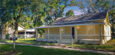 Bartow Single Family Home For Sale: 1240 E Summerlin Street