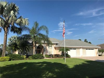 Winter Haven Single Family Home For Sale: 2962 Plantation Road