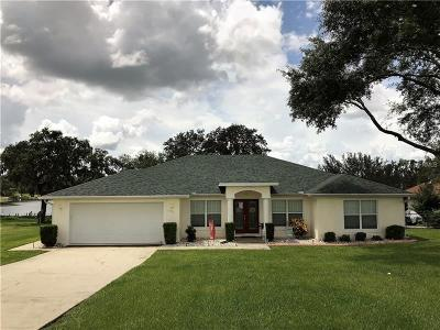 Winter Haven Single Family Home For Sale: 1396 Lucerne Loop Road NE
