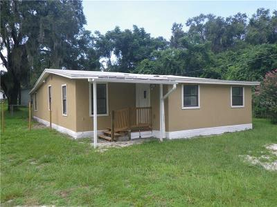 Bartow Single Family Home For Sale: 4175 Dietz Road