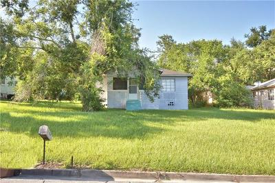 Lake Wales FL Single Family Home For Sale: $65,000