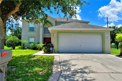 Winter Haven Single Family Home For Sale: 1806 Emily Drive