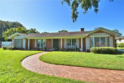 Winter Haven Single Family Home For Sale: 417 S Lake Florence Drive