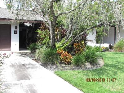Haines City Townhouse For Sale: 6 Abbey Court