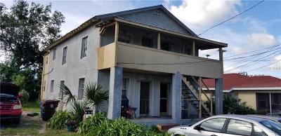 Haines City Multi Family Home For Sale: 805 Avenue A