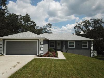 Lakeland Single Family Home For Sale: 7013 Odoniel Loop W