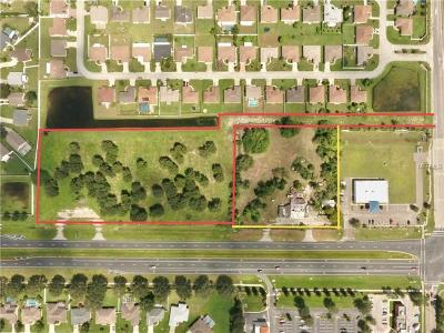 Winter Haven Residential Lots & Land For Sale: 7325 Cypress Gardens Boulevard