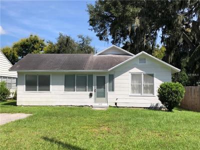 Winter Haven Single Family Home For Sale: 545 Avenue A NE