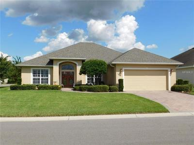 Winter Haven Single Family Home For Sale: 1813 Sand Hill Lane