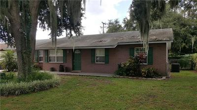 Bartow Single Family Home For Sale: 1795 W Oakwood Loop
