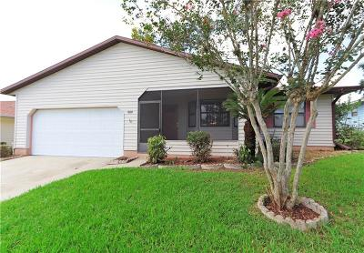 Lakeland Single Family Home For Sale: 3124 Prairie Dunes Circle W