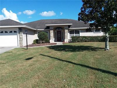 Auburndale Single Family Home For Sale: 153 Alexander Estates Dr