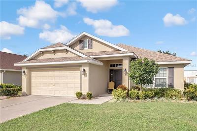 Winter Haven Single Family Home For Sale: 6658 Crescent Loop
