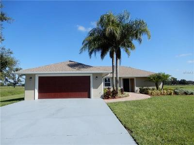 Haines City Single Family Home For Sale: 2300 Power Line Road